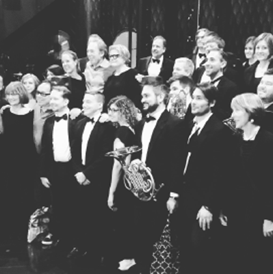 Andrew Lloyd Webber and the Sunset Boulevard Orchestra