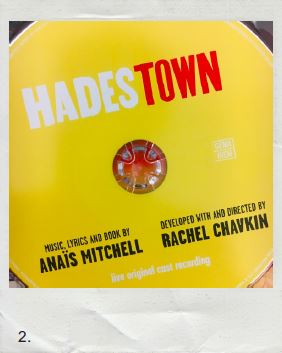 Hadestown releases beautiful live cast recording! - DKC/O&M