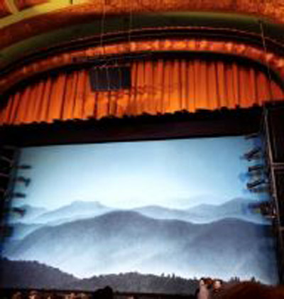 Bright Star at Curran Theatre!