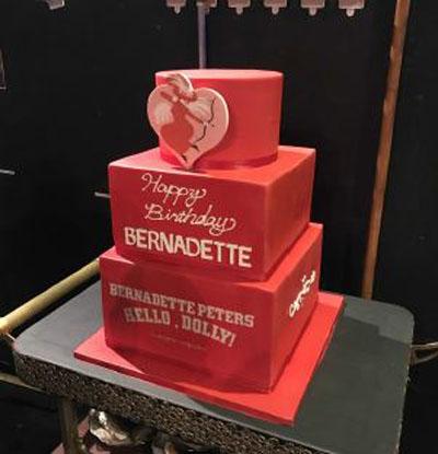 Happy Birthday Bernadette Peters!