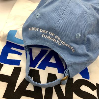 """""""Dear Evan Hansen"""" Toronto cast swag!"""