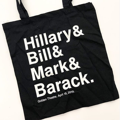 A bag we're proud to carry around town!