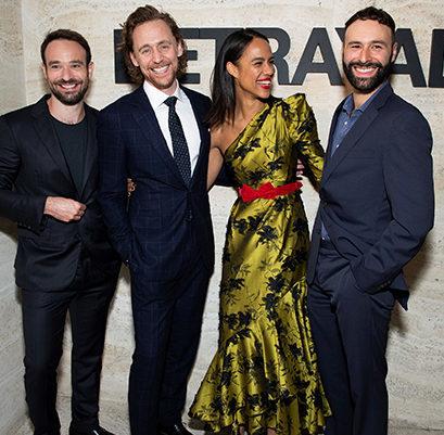 """""""Betrayal"""" opens on Broadway"""