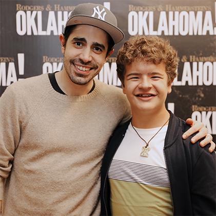 """Stranger Things"" @ ""Oklahoma!"""