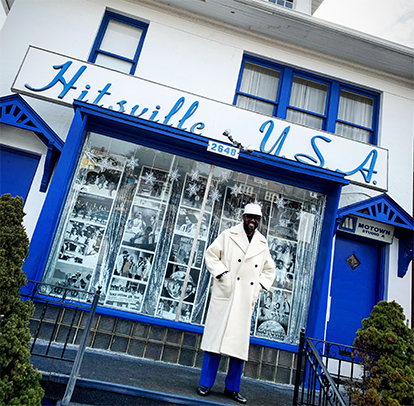 Home at Hitsville!
